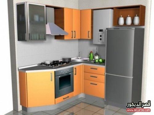 تصاميم مطابخ ايكيا حديثة