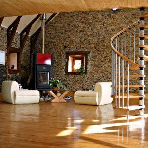 اجمل تصاميم منازل من الداخل