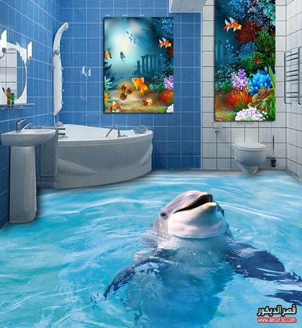 اشكال سيراميك حمامات كليوبترا صور احدث الوان الحمامات