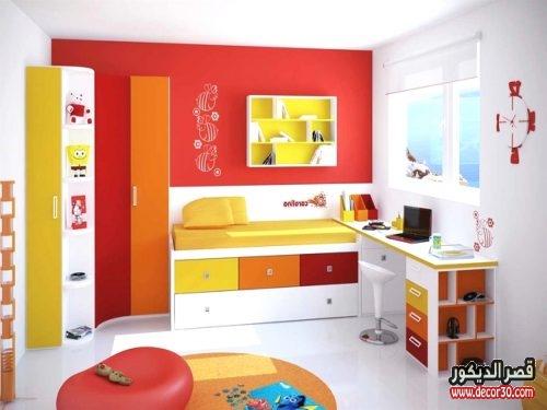 الوان غرف اطفال تركية 2017