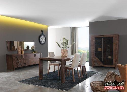 تصميمات غرف سفرة مودرن
