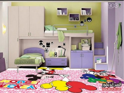 صور غرف اطفال تركية كتالوج