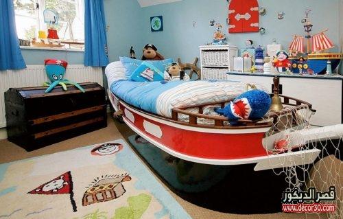 الوان غرف نوم تركية