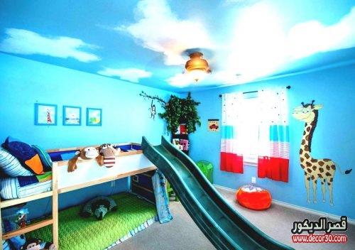 اشكال غرف اطفال تركية