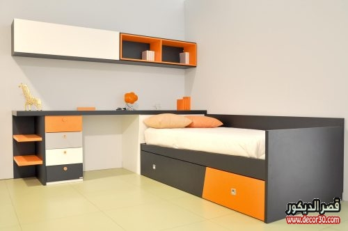 غرف نوم تركية بسيطة