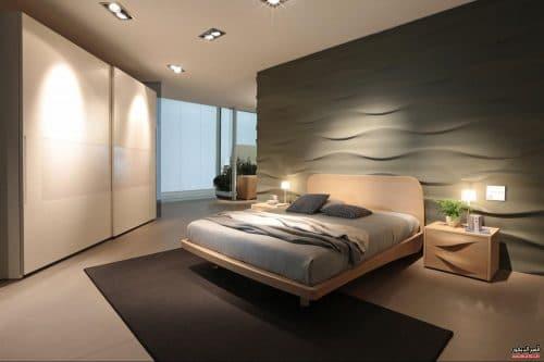 غرف نوم مودرن ايطالى تصميمات عالمية
