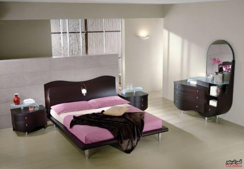 تصميمات ايطالية للغرف