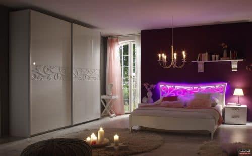 تصميمات مميزة لغرف النوم
