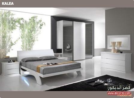 الغرف الايطالية بتصميمات حديثة