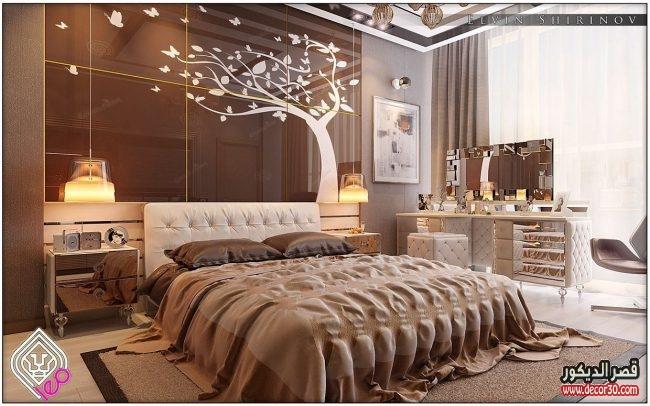 صور غرف نوم كلاسيك كتالوج