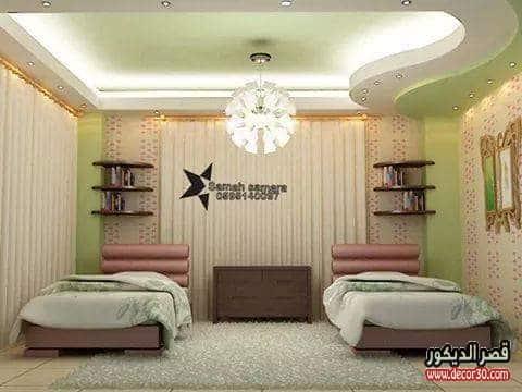 جبس بورد غرف اطفال