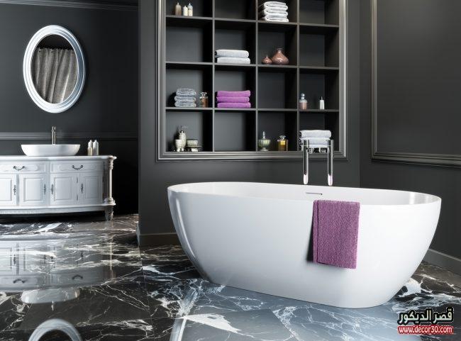 صور سيراميك حمامات كليوبترا