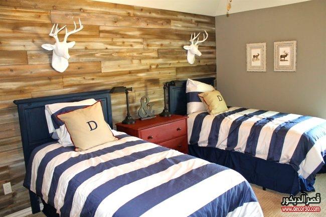 غرف نوم حديثة للأطفال