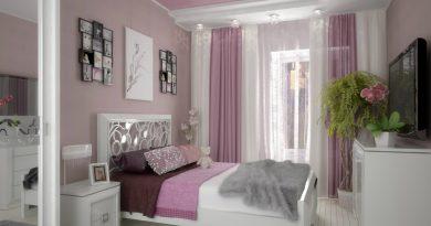 احدث الوان دهانات حوائط غرف النوم