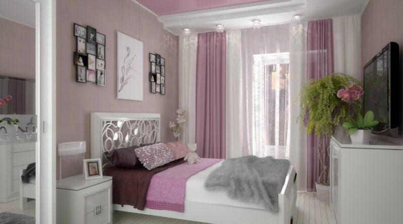الوان دهانات غرف النوم للعرائس قصر الديكور