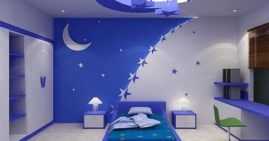 احدث الوان غرف النوم حوائط
