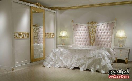 احدث الوان غرف النوم