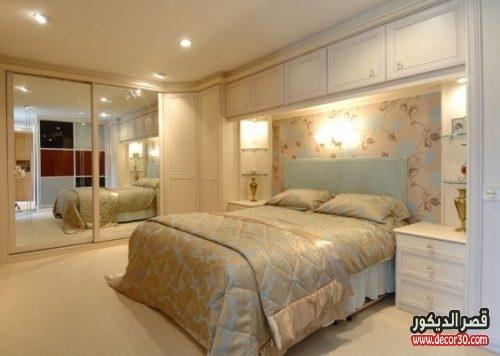احدث دهانات غرف النوم للعروسين