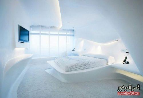 احدث غرف النوم