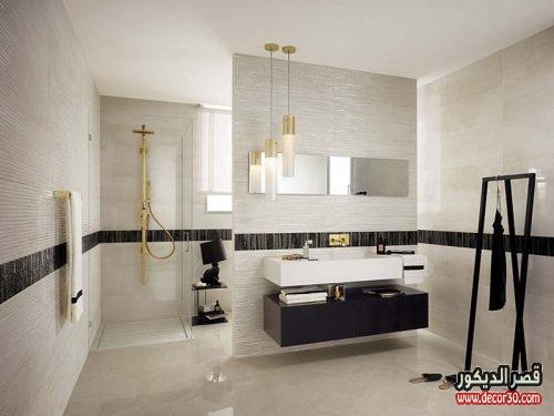 اطقم حمامات حديثة