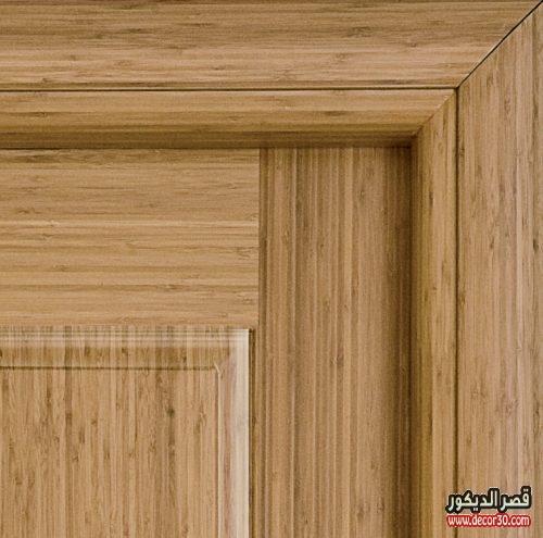 افضل الوان الابواب الخشبيه للمنزل