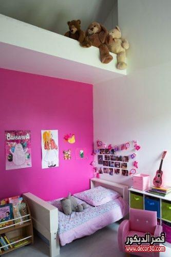 افضل الوان غرف الاطفال