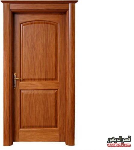 الوان أبواب خشب
