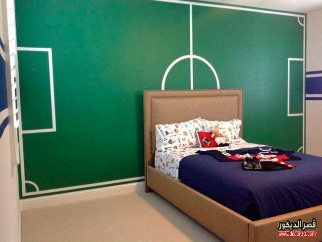 تصاميم غرف نوم جديدة للشباب