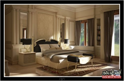 الوان دهانات غرف النوم بالصور