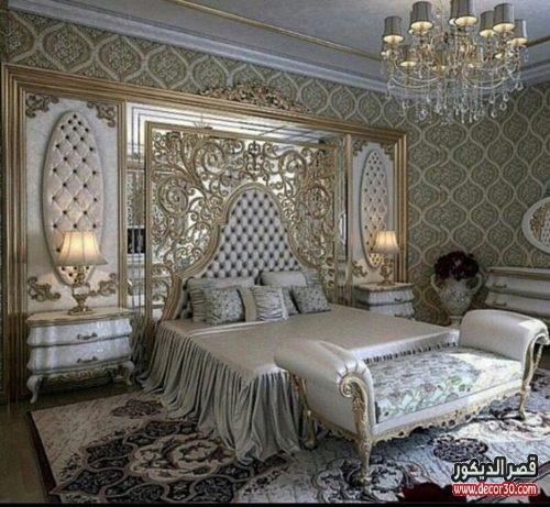 الوان غرف النوم الحديثه