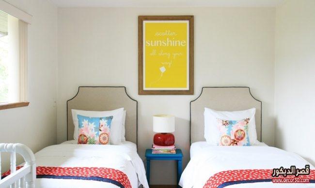 غرف نوم أطفال حصرية