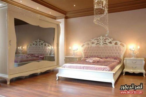 الوان غرف نوم للعرسان بالصور