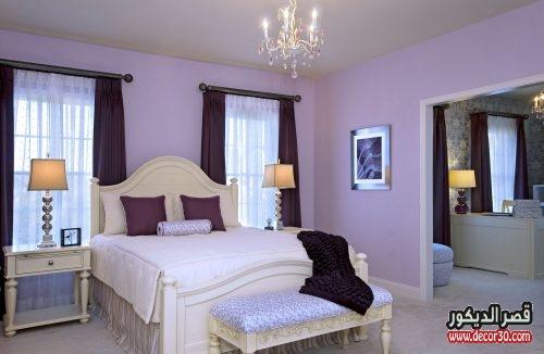 الوان غرف نوم للعرسان جديدة