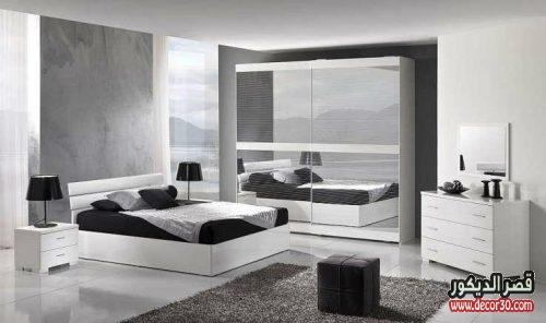 الوان غرف نوم للعرسان كاملة بسيطة