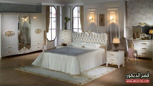 الوان غرف نوم للعرسان كاملة