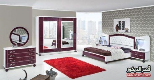 الوان غرف نوم للعرسان كتالج