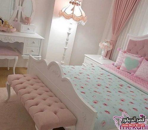 الوان غرف نوم للعرسان هادية