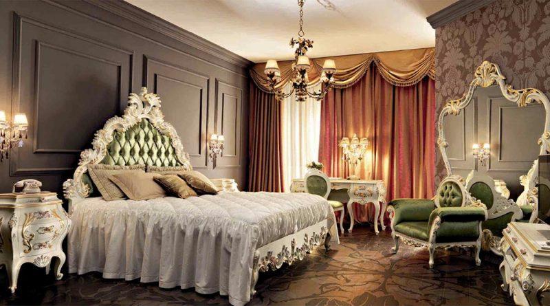 موديلات غرف نوم كلاسيك دمياط