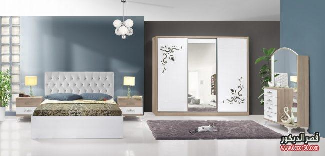 صور غرف نوم مودرن للعرسان