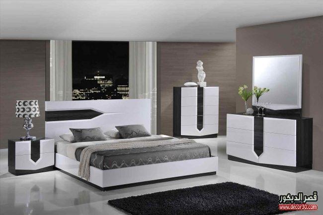 تصاميم غرف نوم 2018