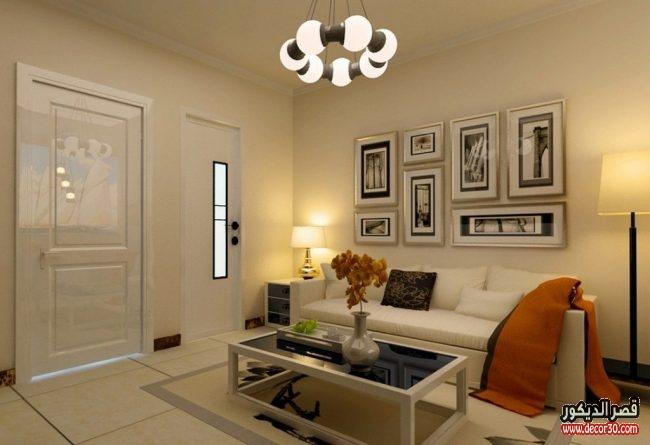 تصاميم غرف معيشة كبيره مودرن