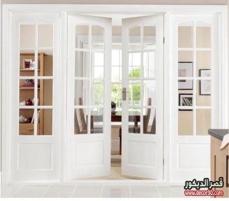 الأبواب الخشبية الداخلية