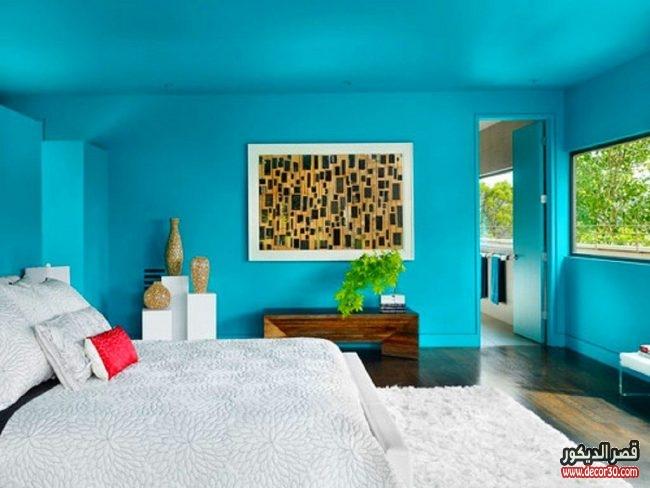 صور غرف نوم ديكورات حديثة
