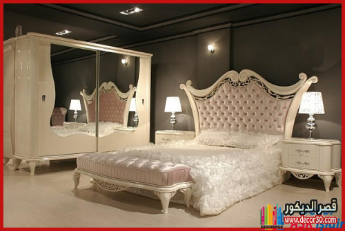 تصاميم غرف نوم كابوتيه