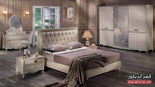 تصاميم غرف نوم كاملة