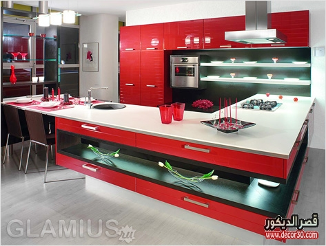 تصاميم مطابخ