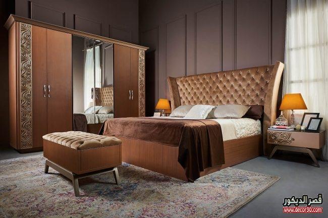 غرف نوم حديثة كتالوج