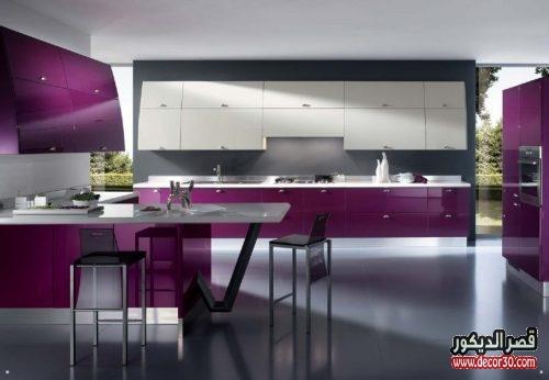 تصميم مطبخ 5 متر