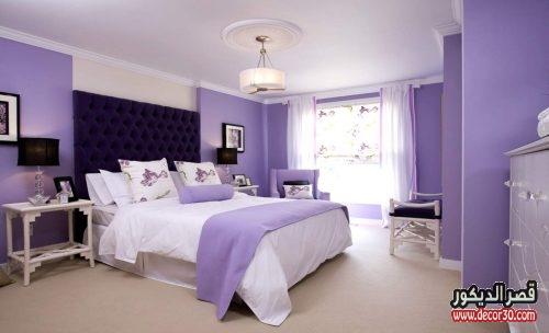 تصاميم غرف نوم كاملة مودرن