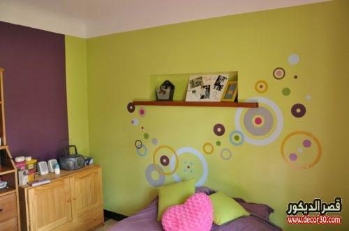 دهانات غرف اطفال بسيطة